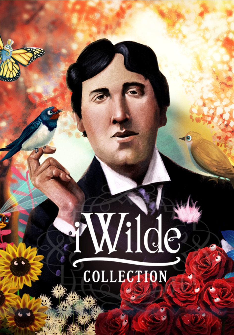 iWilde: The illustrated and interactive Oscar Wilde collection
