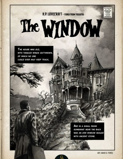 H.P. Lovecraft - The Window