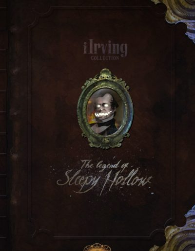 iIrving: The Legend of Sleepy Hollow.