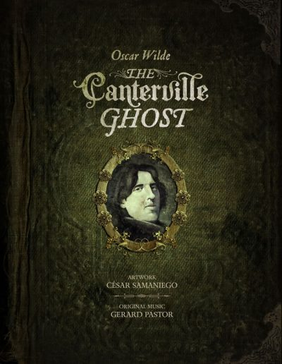 iWilde vol 2: The Canterville Ghost by Oscar Wilde