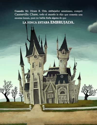 iWilde: El fantasma de Canterville · iClassics collection