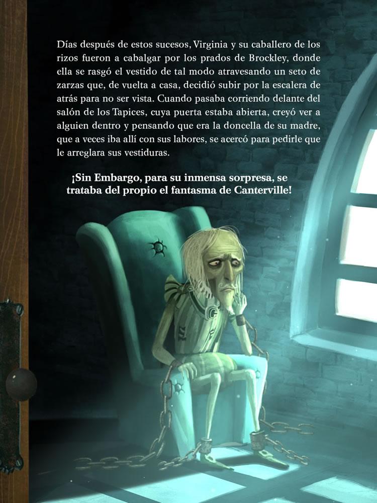 iWilde: El fantasma de Canterville · iClassics collection