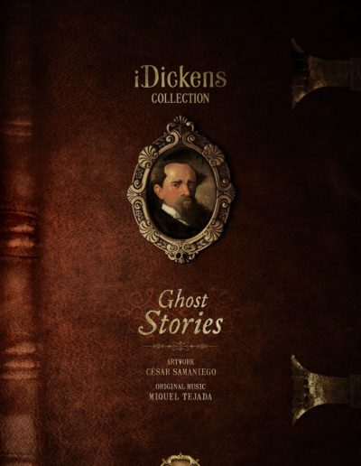 iDickens Ghost Stories: The illustrated and interactive Charles Dickens collection.
