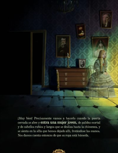 Fantasmas de Navidad. Charles Dickens.