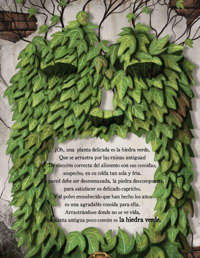 La hiedra verde. Charles Dickens.
