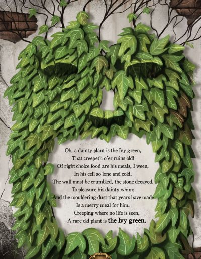 The Ivy Green. Charles Dickens.