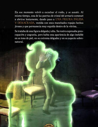 El letrado y el fantasma. Charles Dickens.