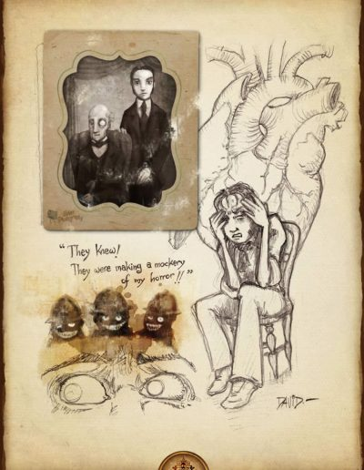 iPoe vol.1 - Sketchbook