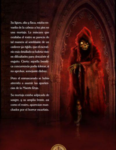 La Máscara de la Muerte Roja - Edgar Allan Poe