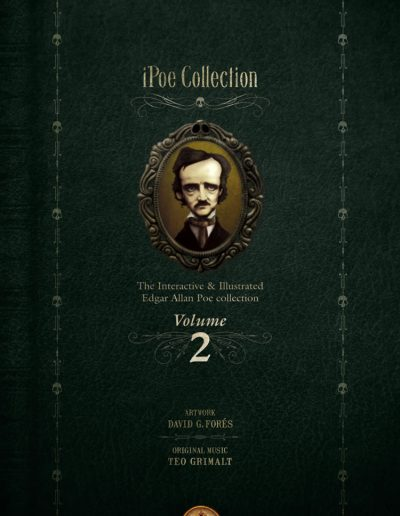 iPoe vol2. The illustrated and interactive Edgar Allan Poe.