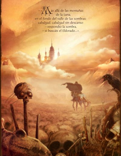 El Dorado. Edgar Allan Poe