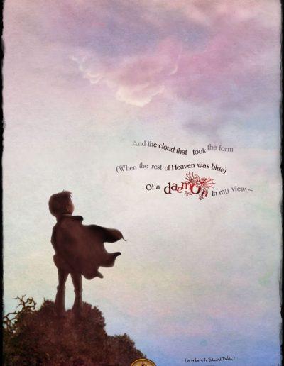 Alone. Edgar Allan Poe.