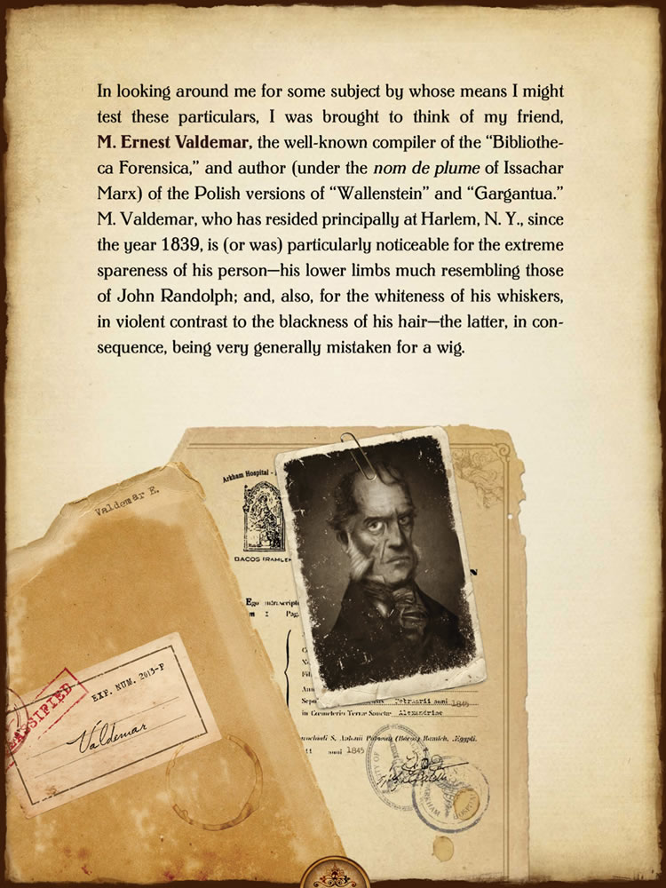 Edgar Allan Poe collection vol 3 · iClassics