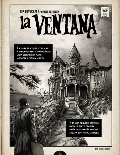 H.P. Lovecraft - La Ventana