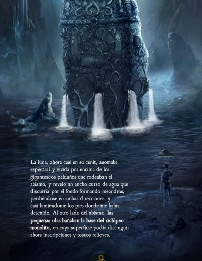 H.P. Lovecraft - Dagon