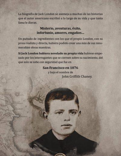 Jack London. Biografía.