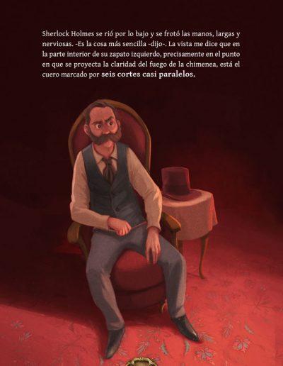 Conan Doyle- Las aventuras de Sherlock Holmes