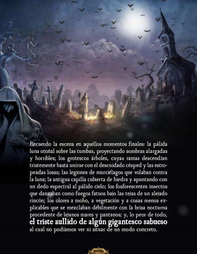 H.P. Lovecraft - El sabueso
