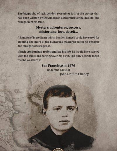 Jack London. Biagraphy