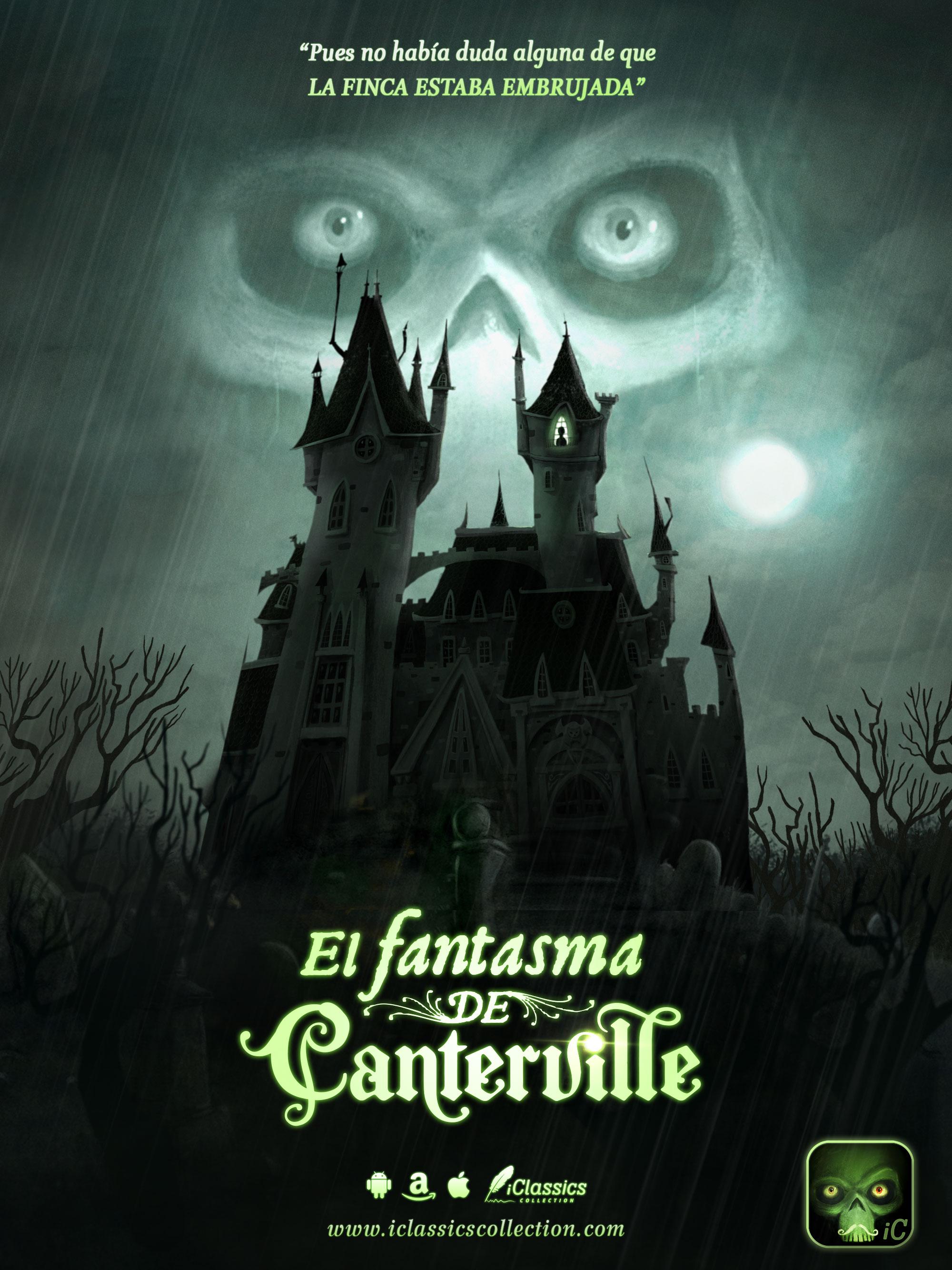 Oscar Wilde: El fantasma de Canterville by iClassics