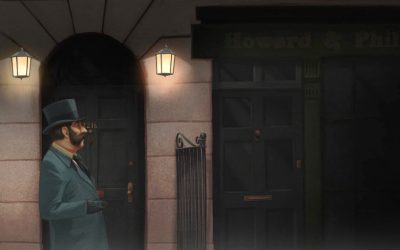 Bienvenido a la célebre guarida de Sherlock Holmes