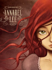 iPoe collection resources: Annabel Lee