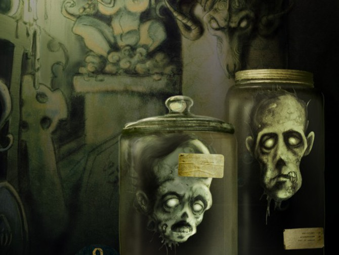 iLovecraft: The illustrated and interactive H.P.Lovecraft collection