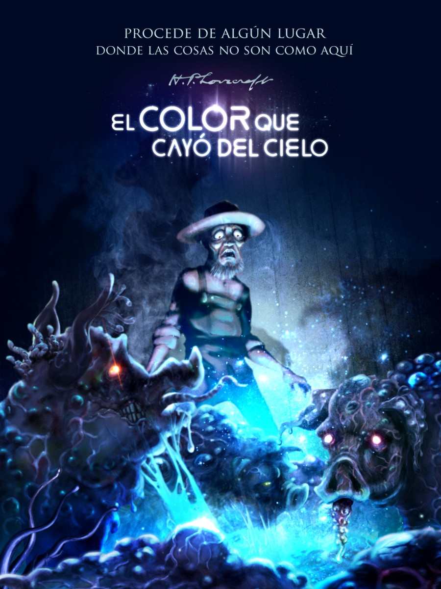 H.P.Lovecraft: El Color que cayó del cielo (iLovecraft2)