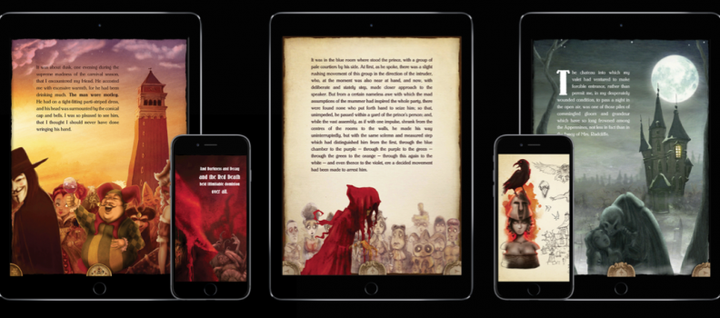 iClassics is more than an e-book, it´s Literature 3.0