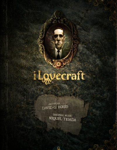 iLovecraft - The illustrated and interactive collection app