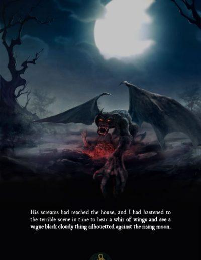 H.P. Lovecraft - The Hound