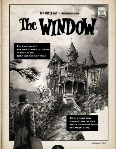 H.P. Lovecraft - The Window