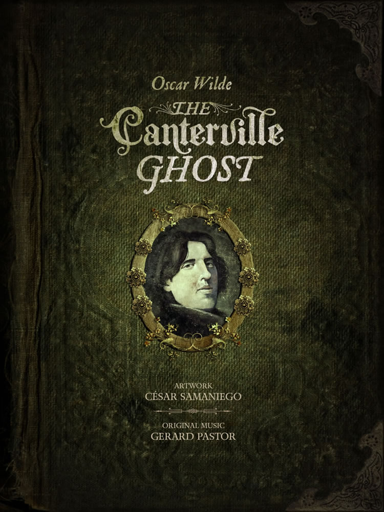 The Canterville Ghost 183 Iclassics Collection