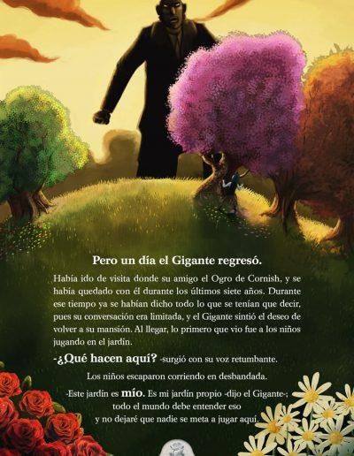 El Gigante Egoísta. Oscar Wilde.