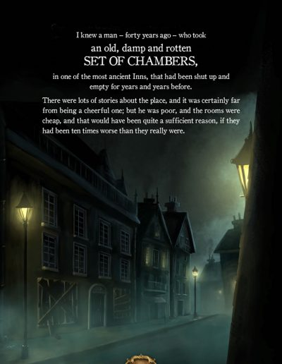 Charles Dickens - The Lawyer and the ghost