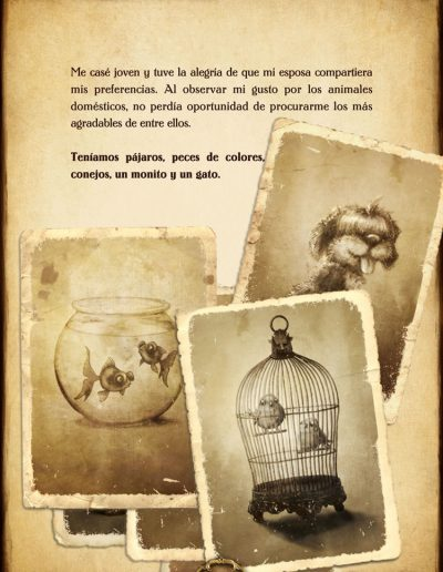 Edgar Allan Poe - El Gato Negro