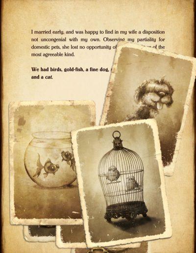 Edgar Allan Poe - The Black Cat