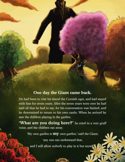 Oscar Wilde - The Selfish Giant