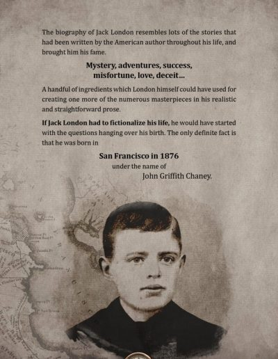 Jack London. Biography