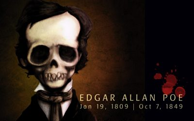 Anniversary of Edgar Allan Poe's Death: How our fetish for the author sneaks into all the Apps